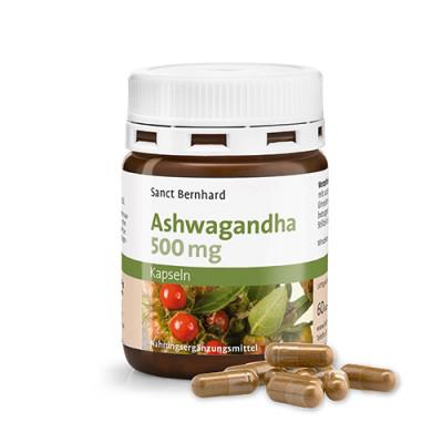 Ashwagandha za naravno podporo telesu