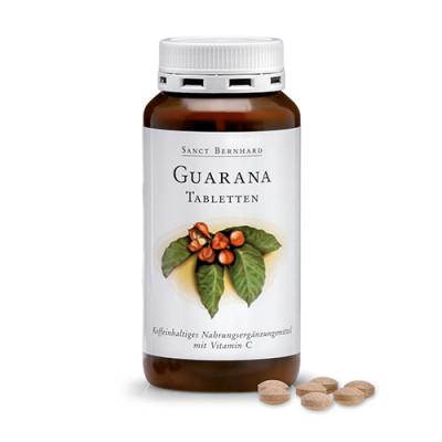 Guarana za energijo