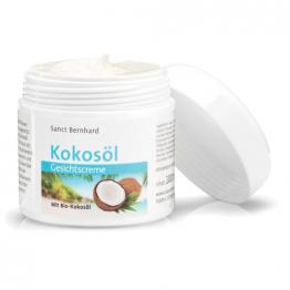 Kokosova krema za obraz, 100 ml