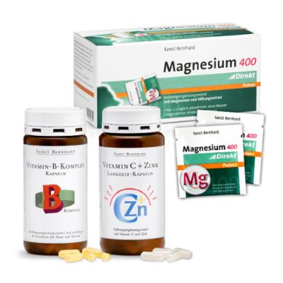 Komplet vitaminov in mineralov