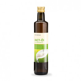 MCT olje C8 - C10, 500 ml