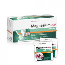 Magnezij 400 mg, 60 vrečk