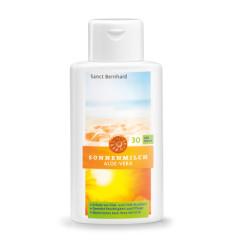 Mleko za sončenje z Aloe vero - SPF 30, 250 ml