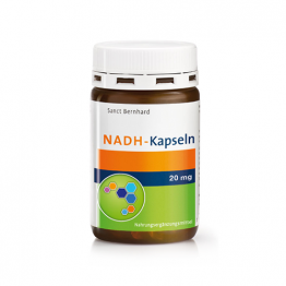 Nikotinamid NADH - vitamin B3, 30 kapsul
