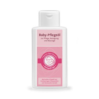 Negovalno olje za dojenčke