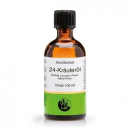 24 zeliščno olje, 100 ml