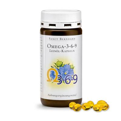 Omega 3 6 9 laneno olje