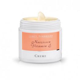 Krema za zrelo kožo - Vitamin E  + izvleček narcise, 100 ml