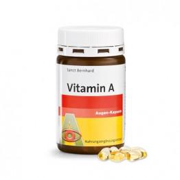 Vitamin A - vid, oči, 180 kapsul
