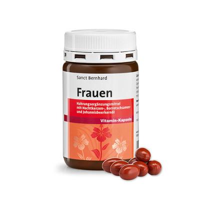 Vitamini za ženske
