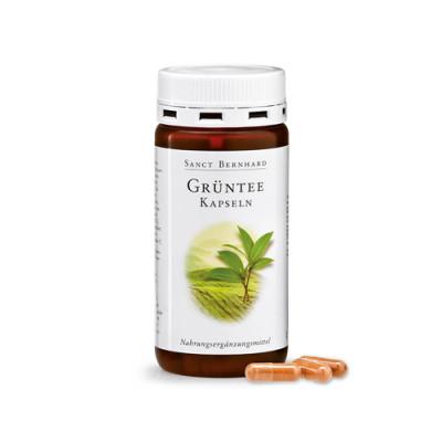 Zeleni čaj kapsule