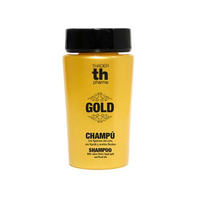 Šampon GOLD s tekočim zlatom, 250 ml