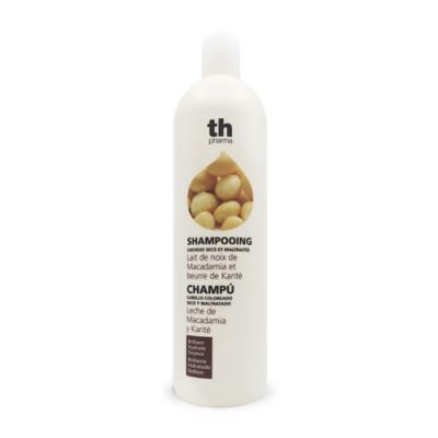 Šampon za barvane, suhe in poškodovane lase
