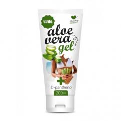 Aloe Vera gel (z D-panthenolom), 200 ml