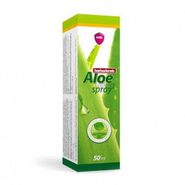 Aloe vera - sprej, 50 ml