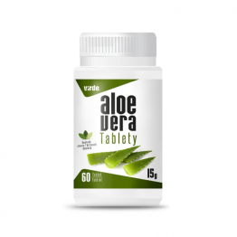 Aloe Vera, 60 tablet