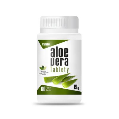 Aloe vera tablete