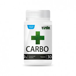 Carbo - oglje, 30 kapsul