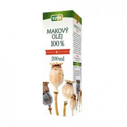 Makovo olje, 200 ml
