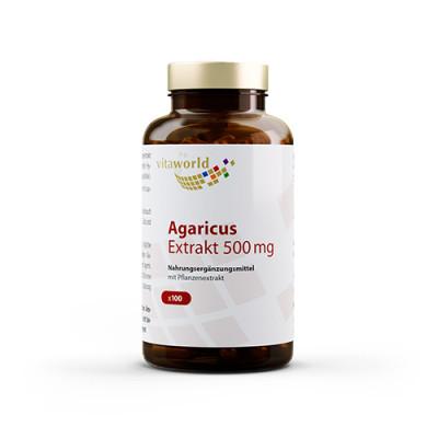 Agaricus kapsule za imunski sistem