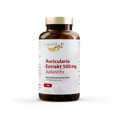 Auricularia kapsule