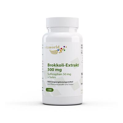 Brokoli s selenom - antioksidant