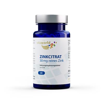 Cink citrat za imunski sistem