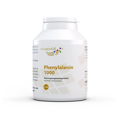L-fenilalanin tablete