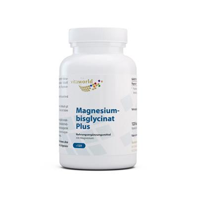 Magnezijev bisglicinat za mišice