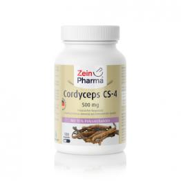 Cordyceps 500 mg, 120 kapsul