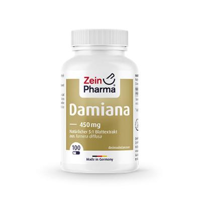 Damiana - libido