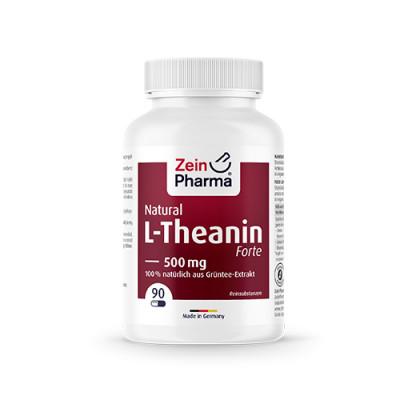 L-Teanin FORTE 500 mg