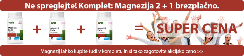 Magnezij tablete