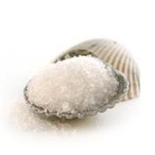 Krema z minerali iz soli