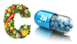 Vitamin C + Cink