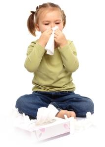 Raztopina za nos za otroke