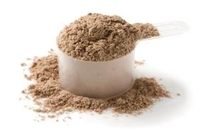 Proteini v prahu - izvleček
