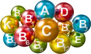 Vitamini in minerali od A do Z