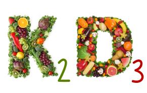 Liposomski vitamin K2 + D3